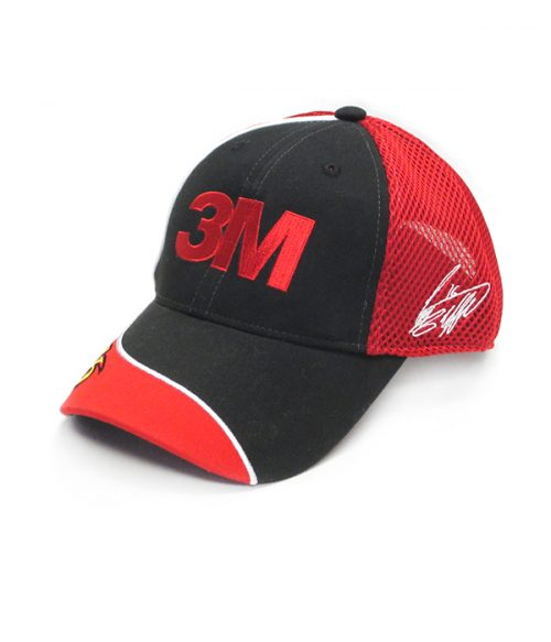 Trushop Casquette Sandwich Kevin Harvick Stock Car Racing Driver Sandwich Cap Baseball Caps Fitted Black
