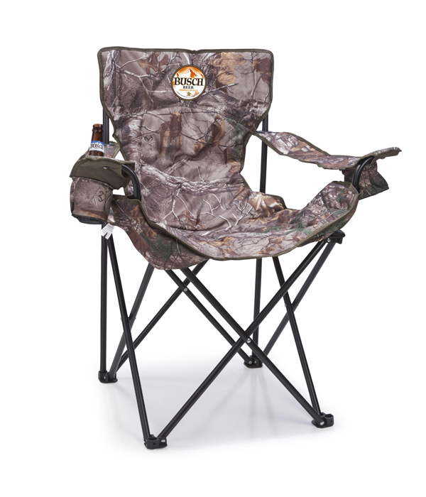 Busch Realtree Camouflage Folding ChairThe Beer Gear Store
