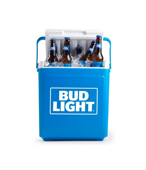 Bud Light Coleman 20 Can Cooler