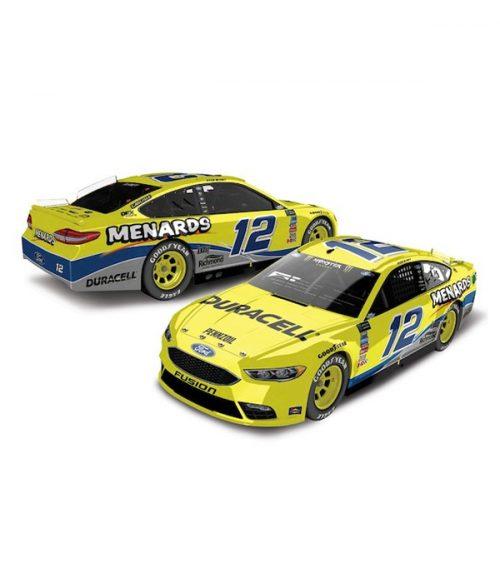 64aec7e4897  12 Ryan Blaney 2018 Menards Darlington 1 64 NASCAR Diecast