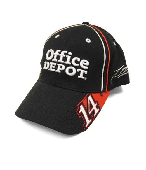 f4afb35a72db2  14 Tony Stewart Office Depot Hat 2010