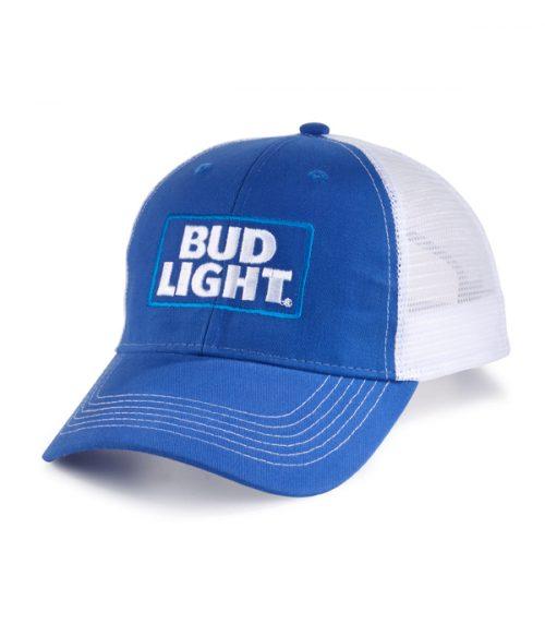 Budweiser Blue Canvas Cooler