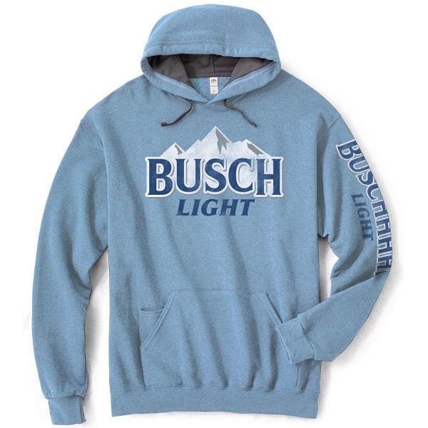 Busch Light Blue Hoodie